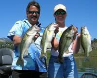 Highlight for album: 2010 Lake Casitas California Bass Fishing