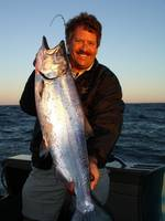 Highlight for album: 2005 King Salmon in Marinette Michigan